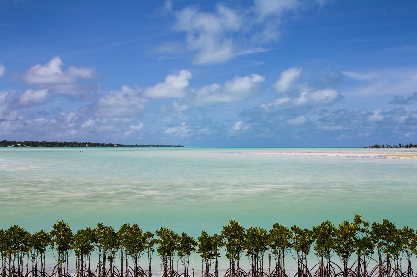 Kiribati Print Image