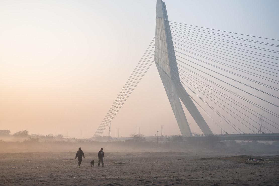 New Delhi Mornings