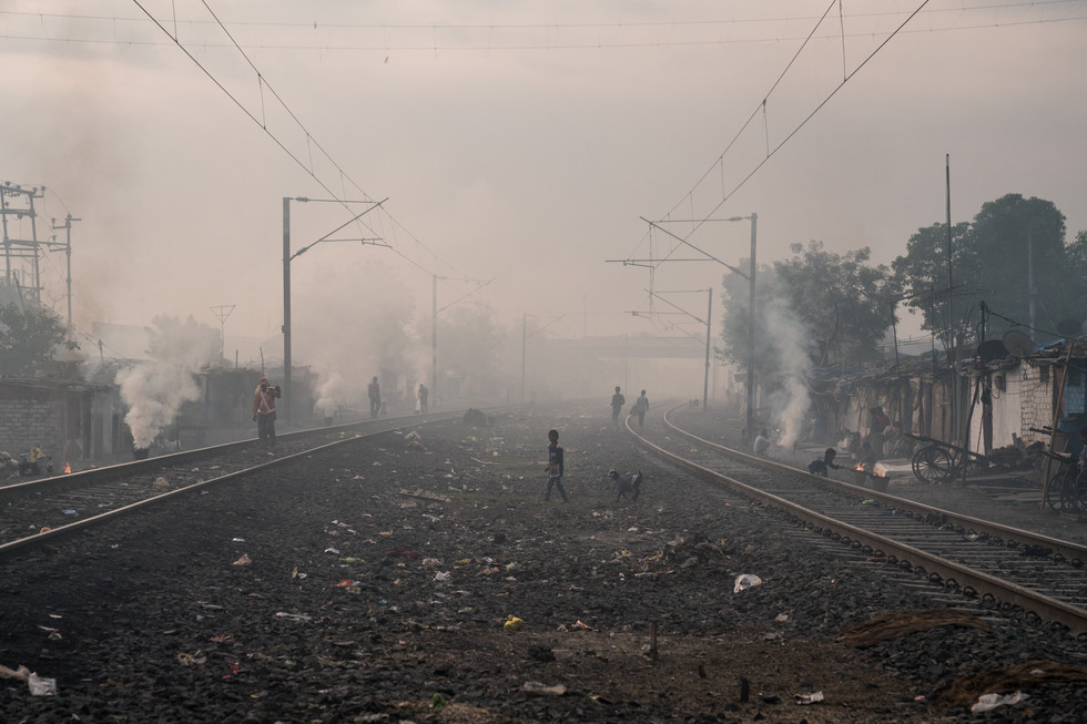 Urban Smoke