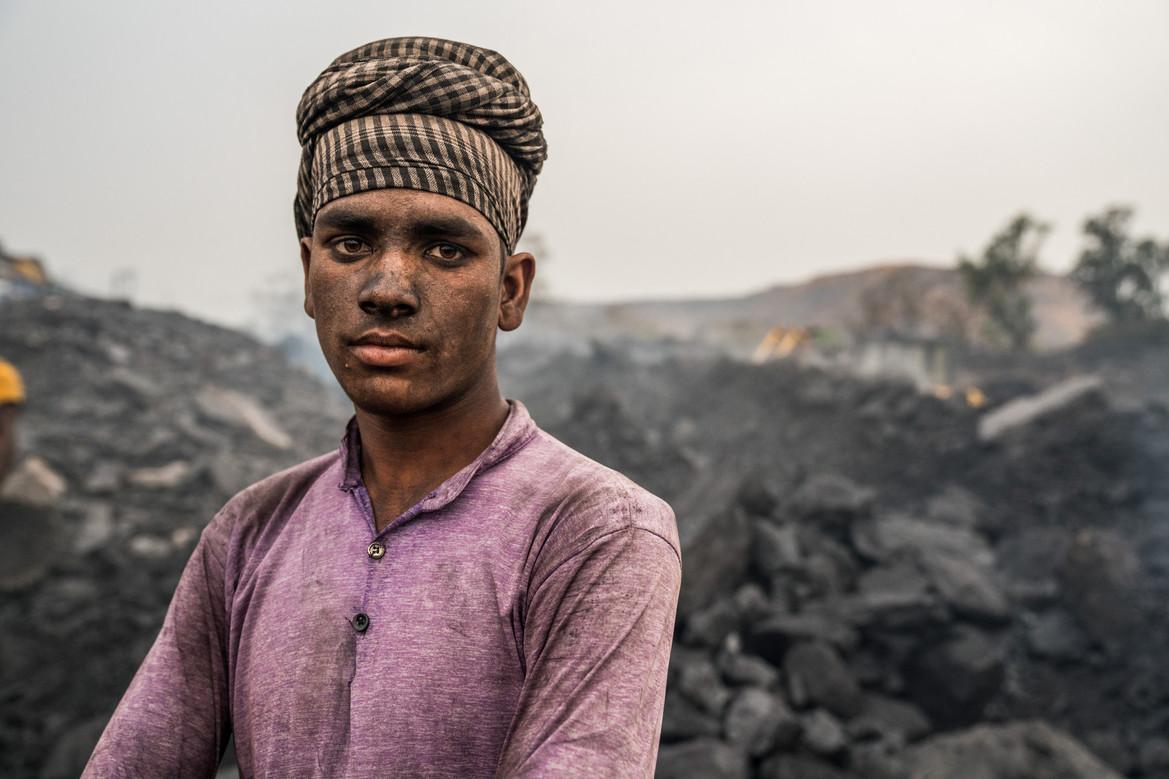A Coal Mine Worker