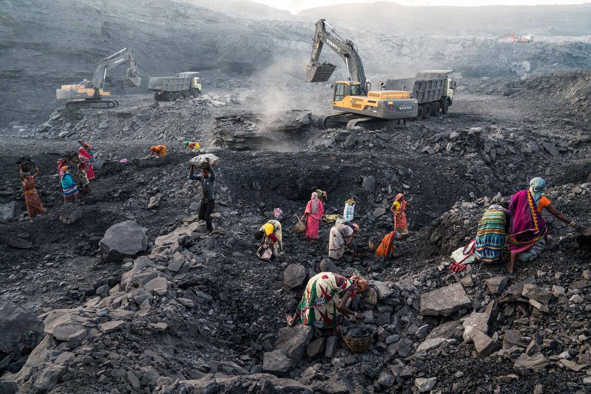 Coal Scavengers