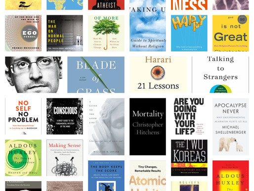 30 Great Books I Read in 2020