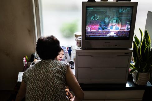 Fixation on North Korea