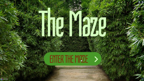 The Maze - Storytelling: both interactive and immersive!!