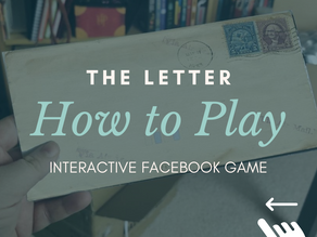 The Letter - Real time and Story time.