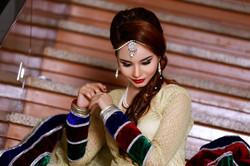 desi bride hair and makeup