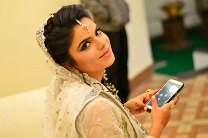nikkah bridal makeup