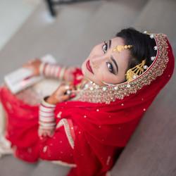 wedding bridal makeup