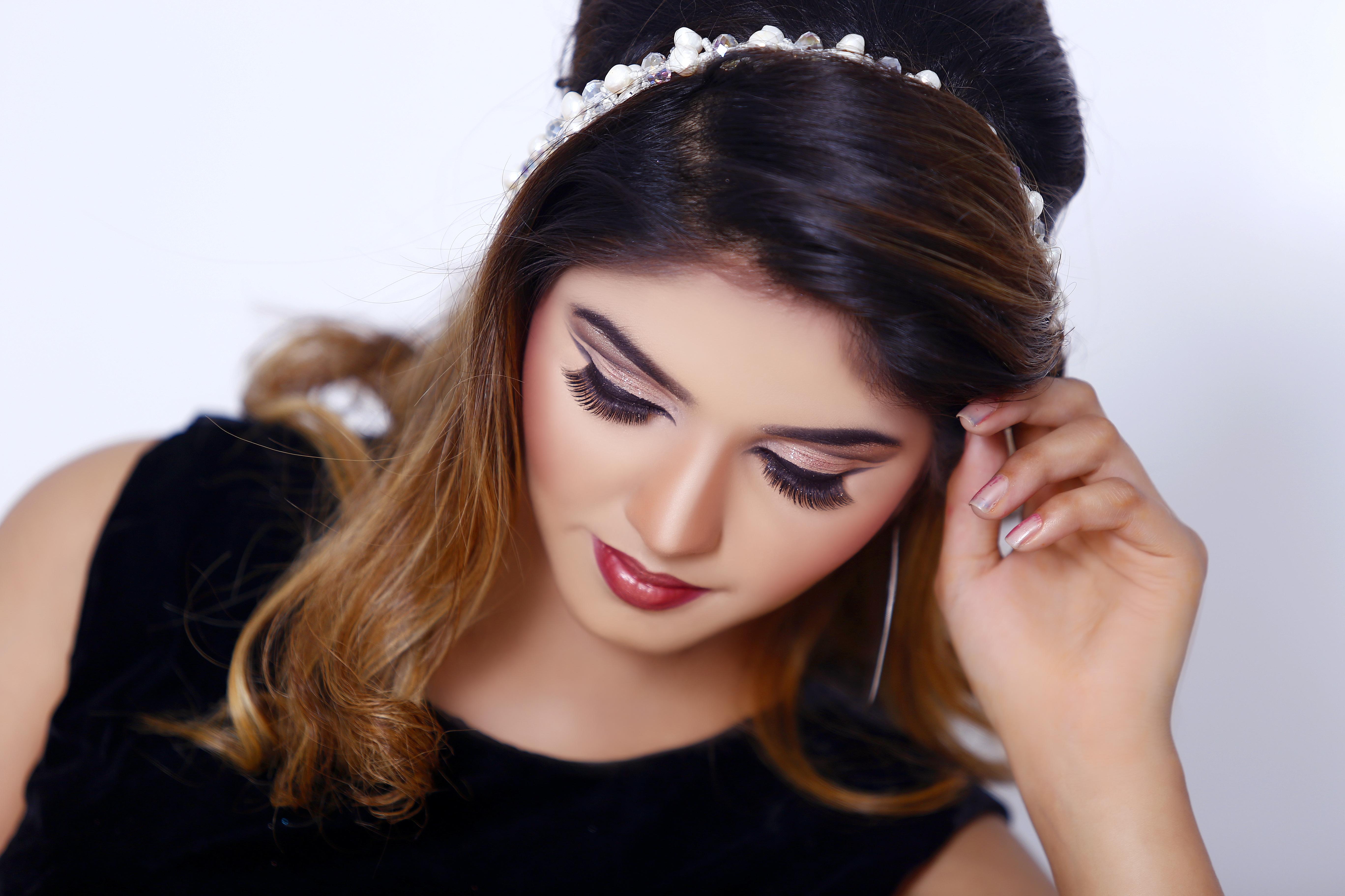 arabic makeup artist