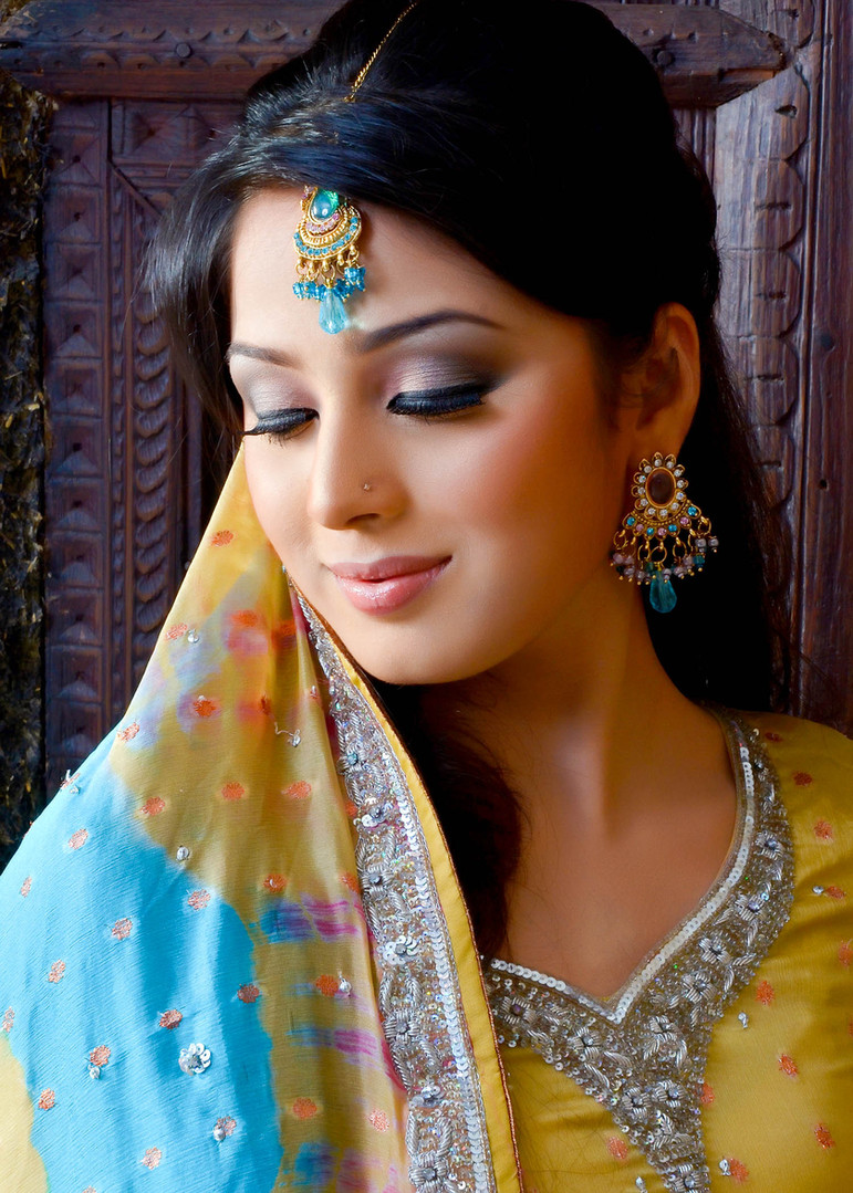 bridal hairstyling new jersey bridal hair new york indian bridal artist indian hairstyling