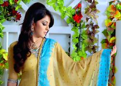 indian bride sangeet makeup