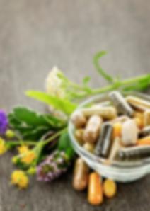 Photo of herbal pills