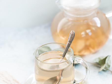 Make Perfect & Purposeful Ginger Tea