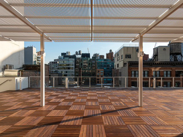 541 W 25th St by STUDIOS Architecture