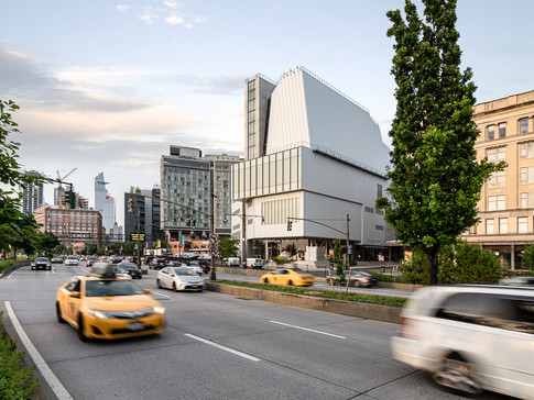 Whitney Museum of American Art by Renzo Piano
