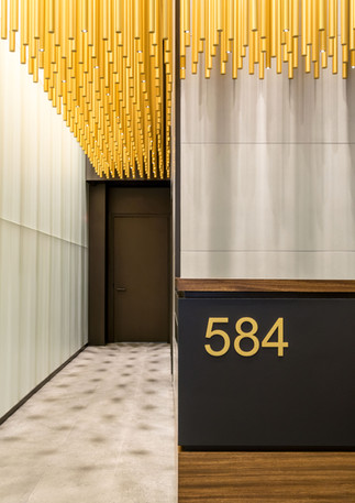 584 Broadway by STUDIOS Architecture
