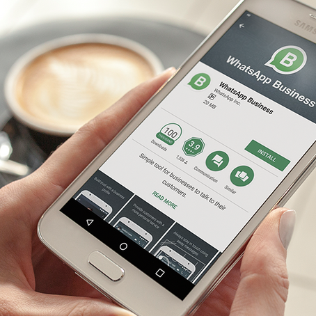 8 Motivos para usar o WhatsApp Business na sua empresa