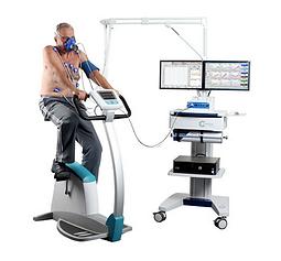 mc 3000 12-канальная ЭКГ эргоспирометрия CORTEX