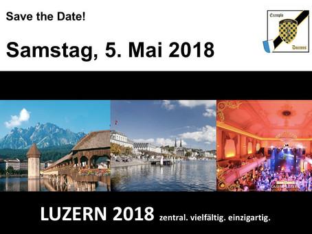 Update: Jahrestreffen / réunion annuelle