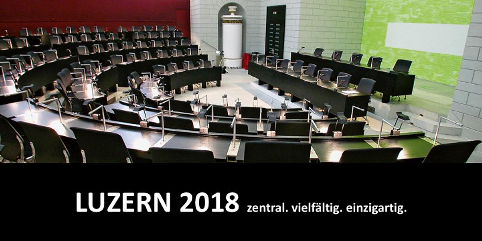 Jahrestreffen 2018 / réunion annuelle