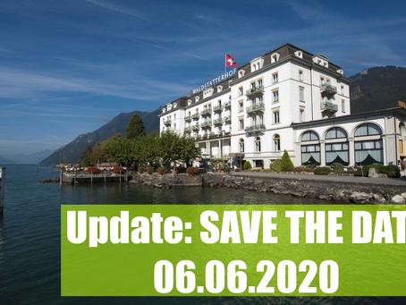 Newsletter - Jahrestreffen 2020 / Réunion annuelle / Riunione annuale