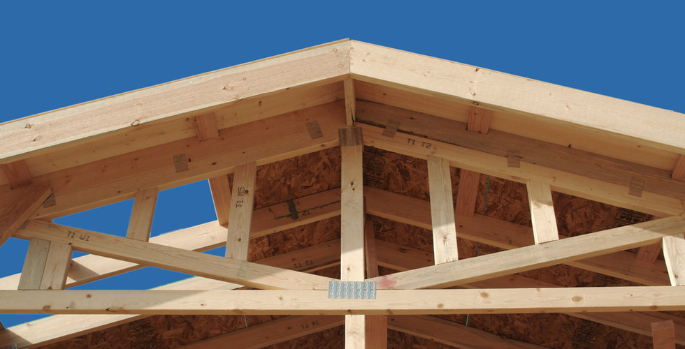 Wooden Home Framing