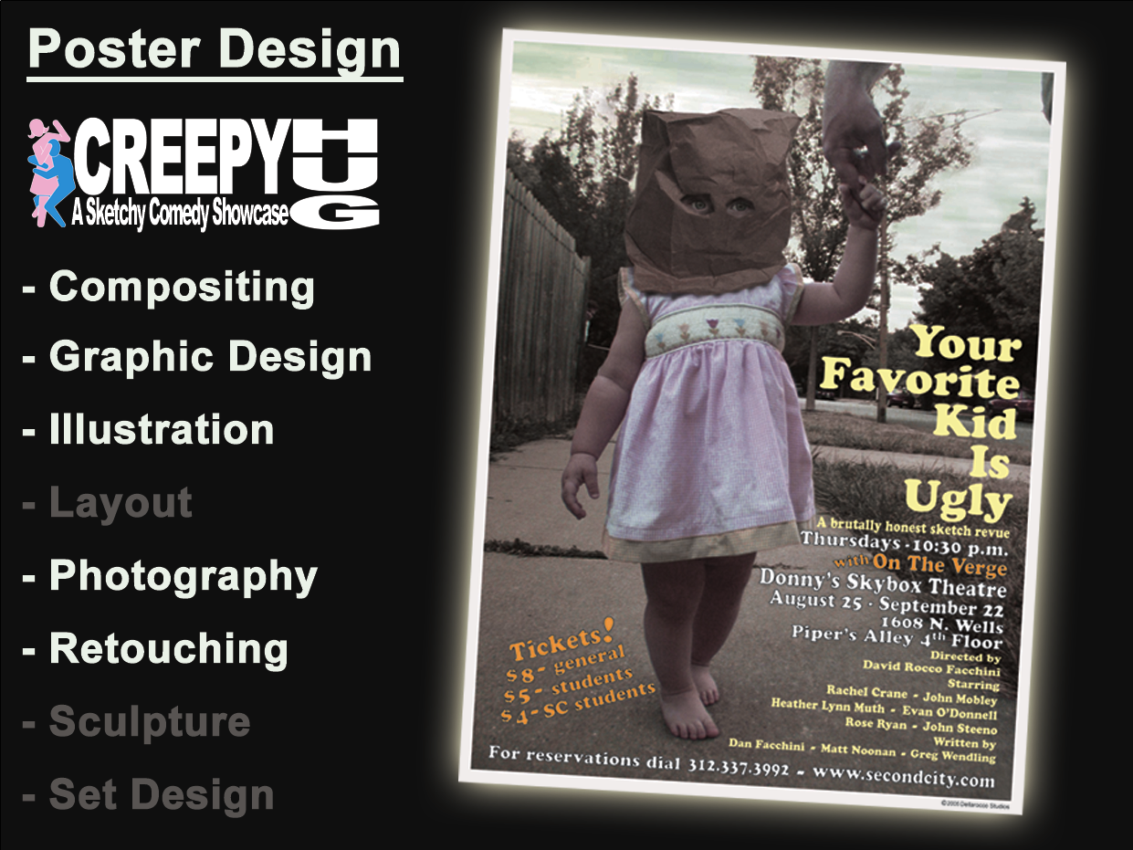 Poster - Your Favorite Kid Is Ugly