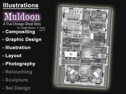 Illustration: First Floor Rectory