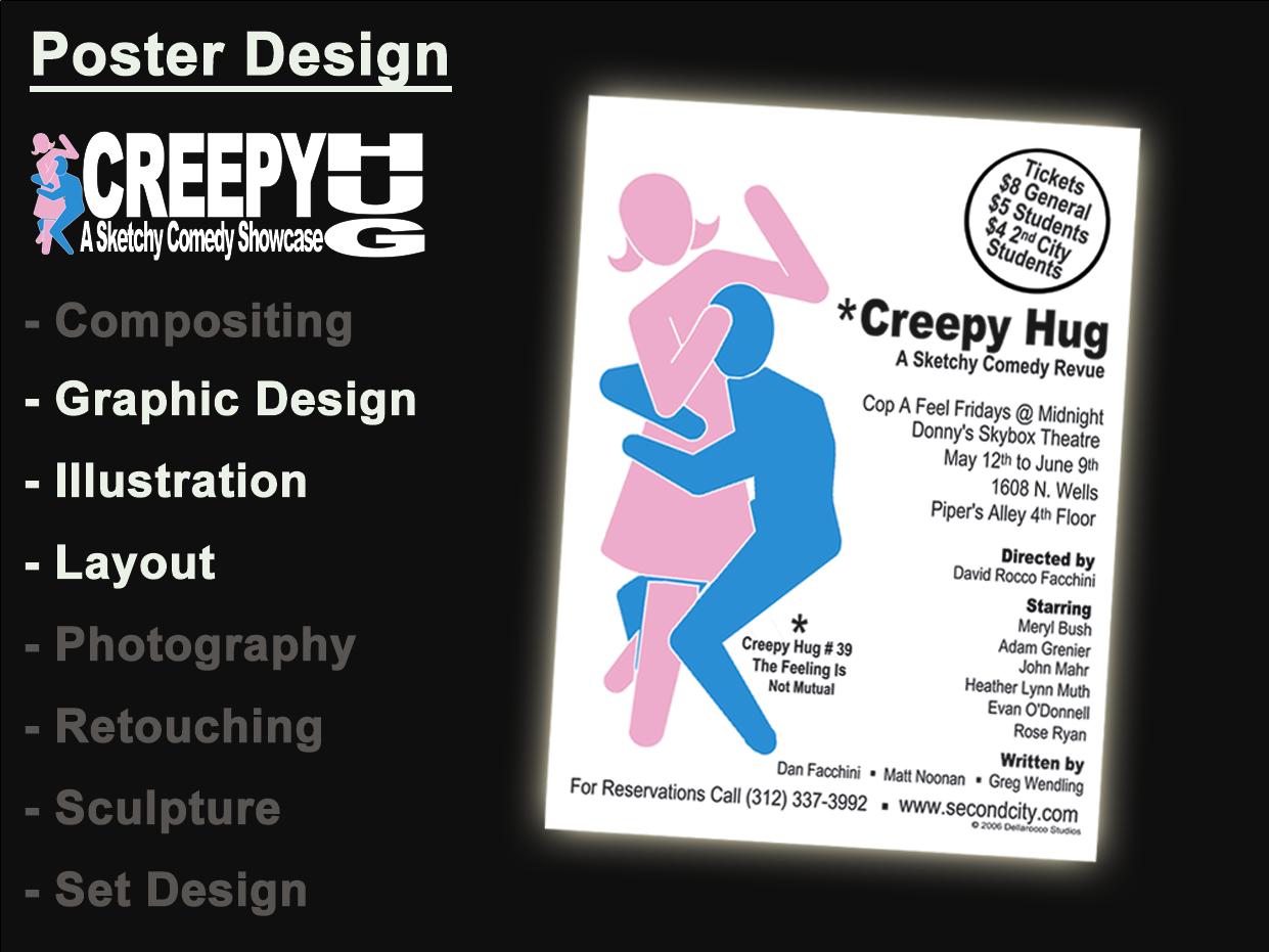 Poster - *Creepy Hug