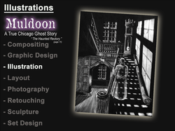 Illustration: The Haunted Rectory