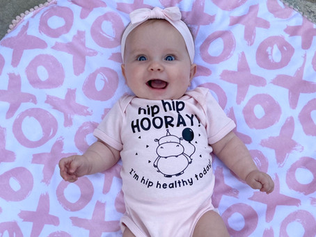 Hip, Hip HOORAY! We are hip-healthy today! Our Journey with Hip Dysplasia