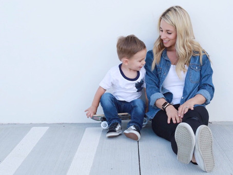 Self-Care for Mama | 5 Things That Make Me a Better Mom