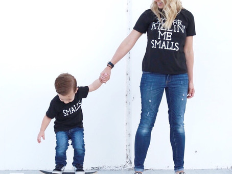 Never Say Never | 5 things I swore I'd never do before becoming a mom