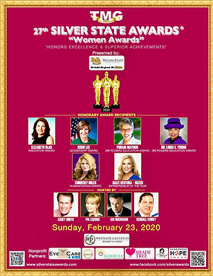 27th Silver State Awards - Women Awards.