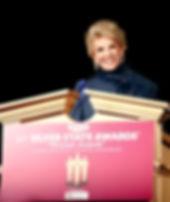 "Elaine Wynn - The Recipient of The ""Trailblazer Award"" at Silver State Awards"