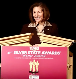 "US Sen. Cortez Masto recipient of the ""Leadership Award""- 21st Silver State Awards"
