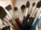 Precious brushes
