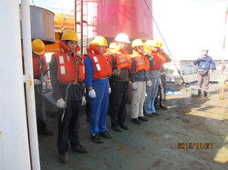 Occasional survey_Boat drill