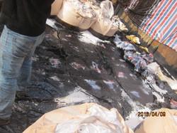 Cargo contamination