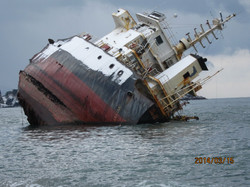 Foundering