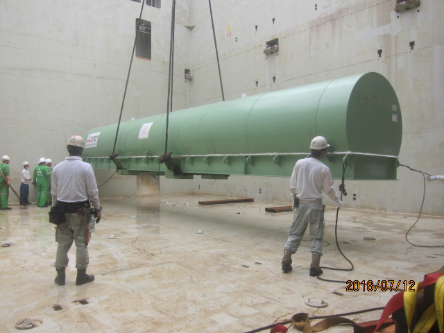 Heavy cargo pre-loading