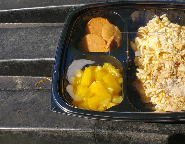 School lunches for young and old