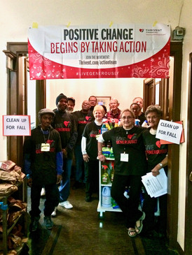 Thrivent helps Food Pantry