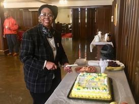 Pastor Pastor Joyce