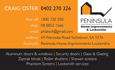 Peninsula Home Improvements & Locksmiths