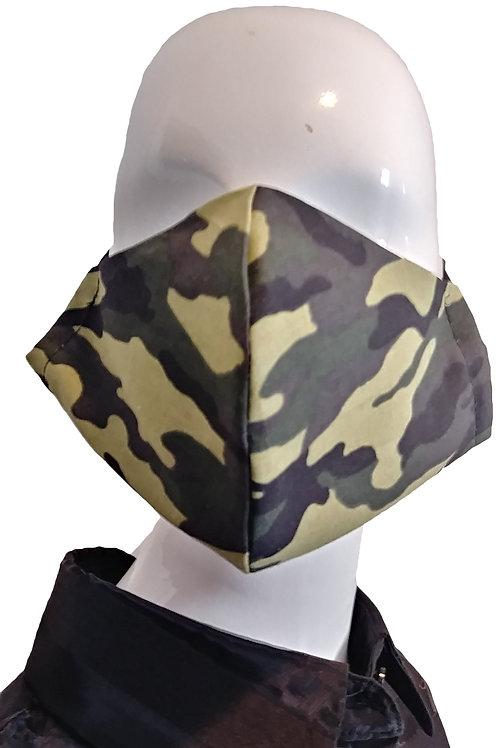 Camouflage Fashion Mask