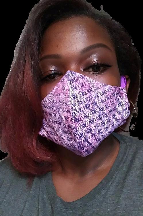 Pink Fashion Mask - Adult