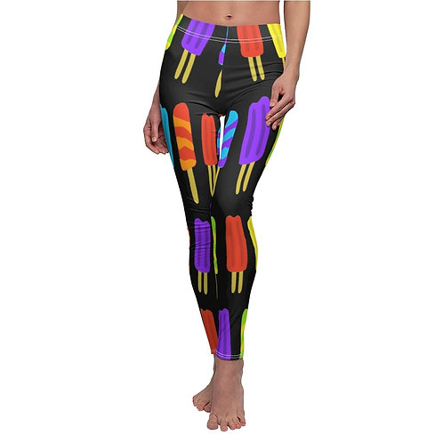Popsicle Leggings front view