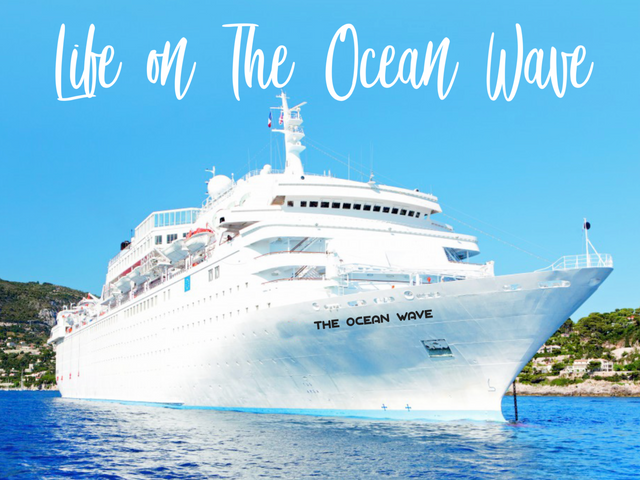 LIFE ON THE OCEAN WAVE