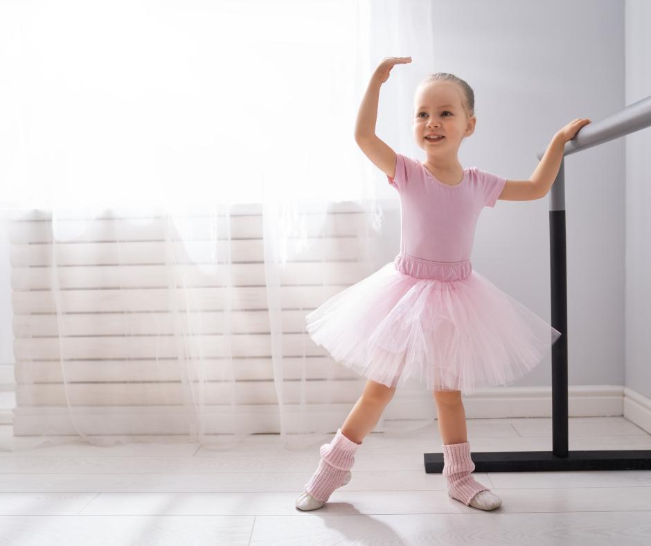 Glitter Tots (Ballet & Jazz) 3-6yrs